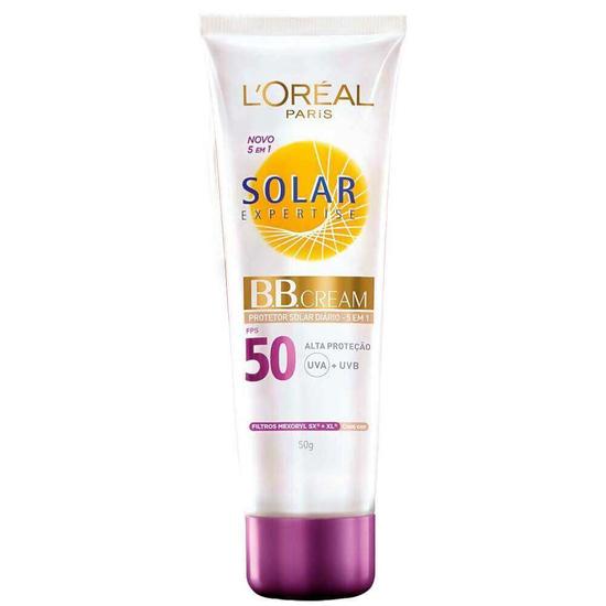 Imagem de Protetor solar bb cream solar expertise 50ml