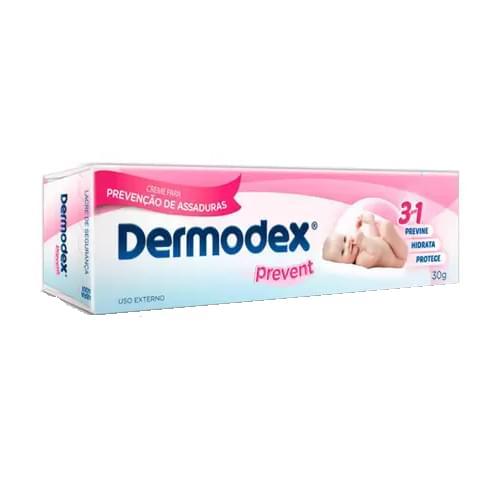 Imagem de Creme assadura dermodex 30g prevent