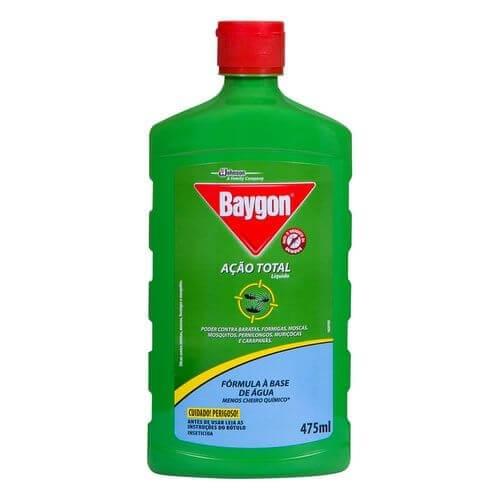 Imagem de Inseticida líquido baygon 475ml base de água