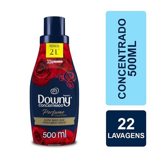 Imagem de Amaciante concentrado downy 500ml passion