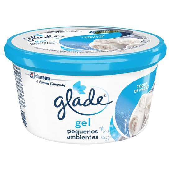 Imagem de Desodorizador de ar gel glade 70g maciez