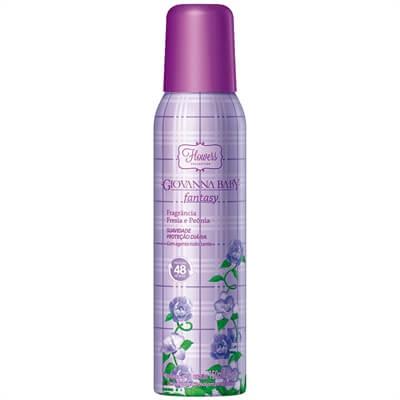 Imagem de Desodorante aerosol giovanna baby 150ml fantasy