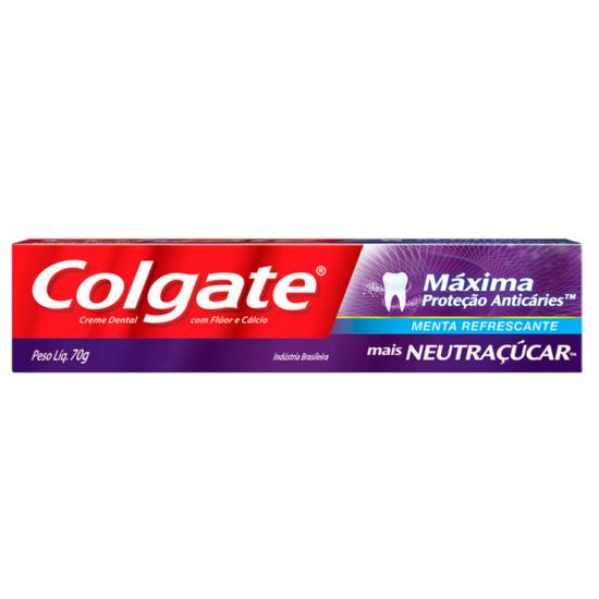 Imagem de Creme dental terapeutico colgate 70g neutracucar