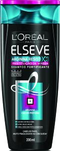 Imagem de Shampoo uso diário elséve 200ml restituição de massa