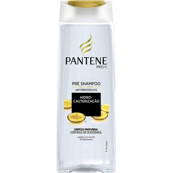 Imagem de Shampoo uso diário pantene 400ml hidrocauterização pré shampoo