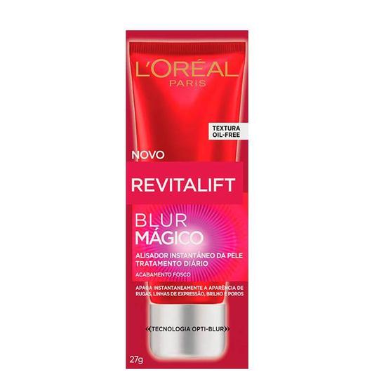 Imagem de Creme facial anti-idade loréal 27g blur magico