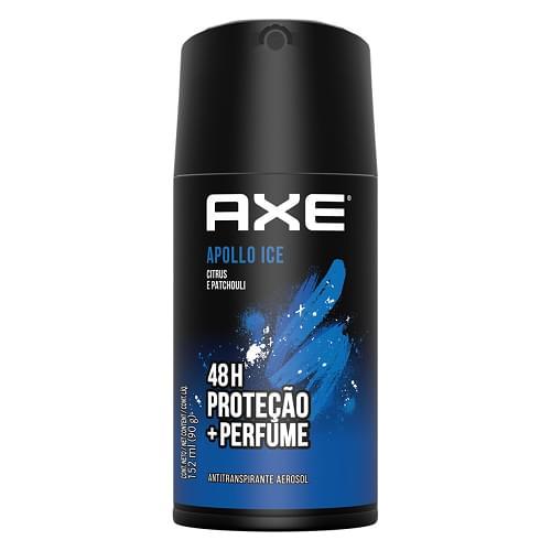 Imagem de Desodorante aerosol axe 90g apollo