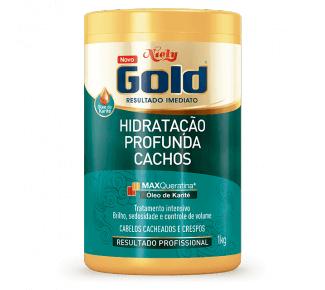 Imagem de Creme tratamento niely gold 1kg cachos