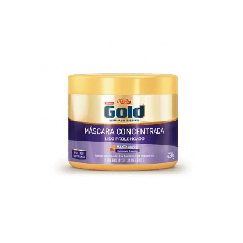 Imagem de Creme tratamento niely gold 430g liso prolongado