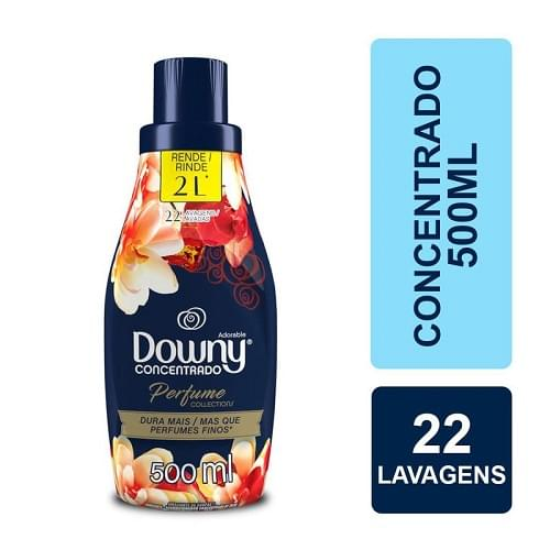 Imagem de Amaciante concentrado downy 500ml adorable
