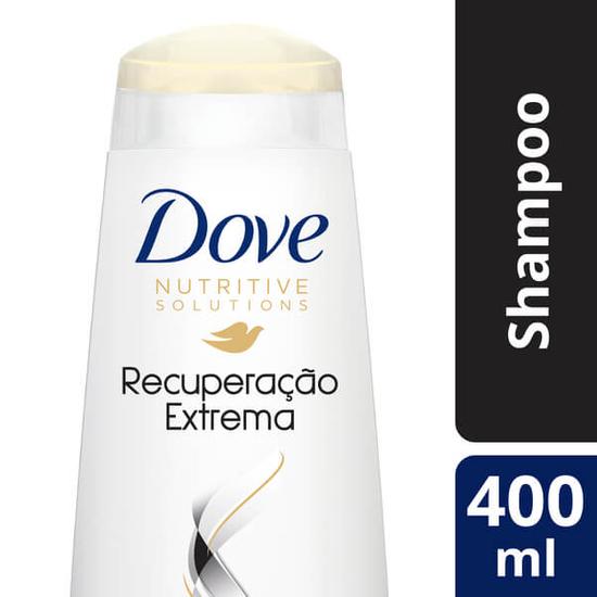 Imagem de Shampoo uso diário dove 400ml recuperacao extrema