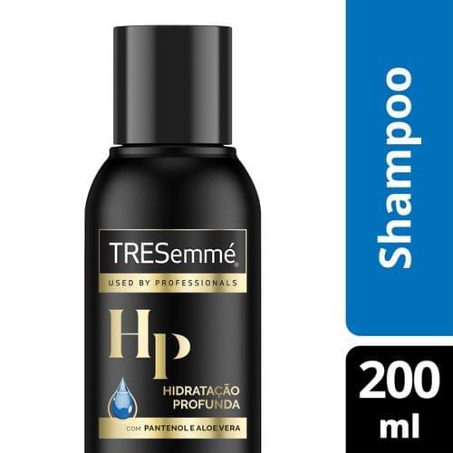 Imagem de Shampoo uso diário tresemmé 200ml hidratação profunda