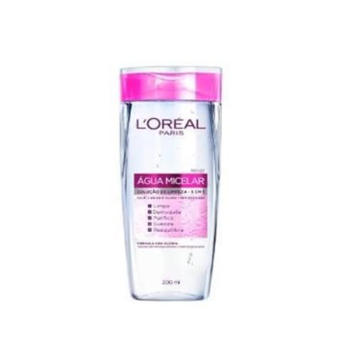Imagem de Tônico anti-acne loréal 200ml àgua micelar