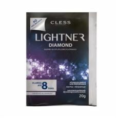 Imagem de Descolorante em pó lightner 20g diamond