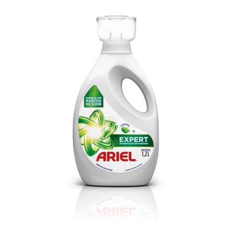 Imagem de Lava-roupas líquido ariel 1,2l 30 lavagens