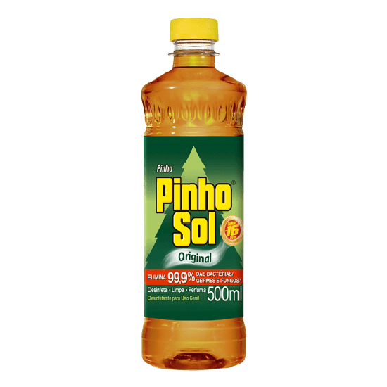 Imagem de Desinfetante líquido pinho sol 500ml original
