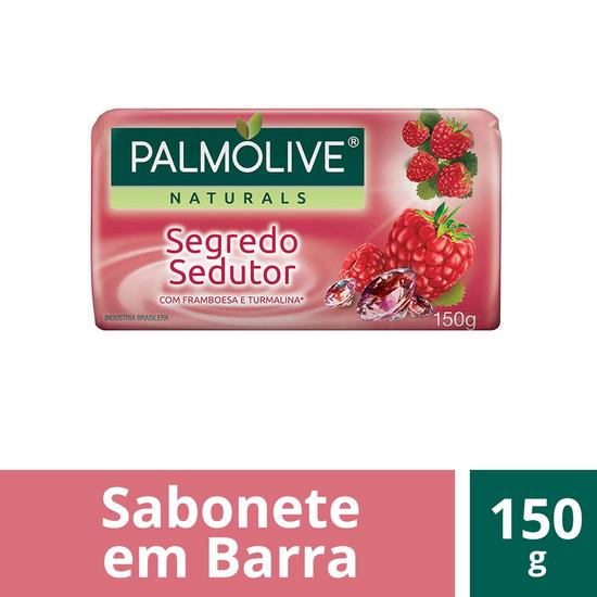 Imagem de Sabonete em barra uso diário palmolive 150g turmalina