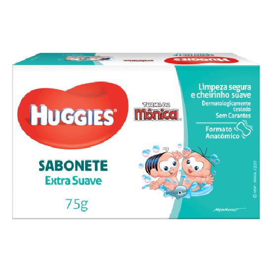Imagem de Sabonete em barra infantil turma da mônica 75g suave