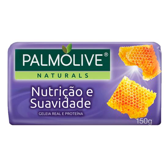 Imagem de Sabonete em barra uso diário palmolive 150g geleia real e proteinas