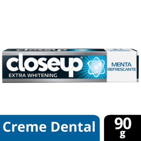 Imagem de Creme dental branqueador close-up 90g whitening extra