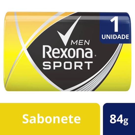 Imagem de Sabonete em barra uso diário rexona 84g sport
