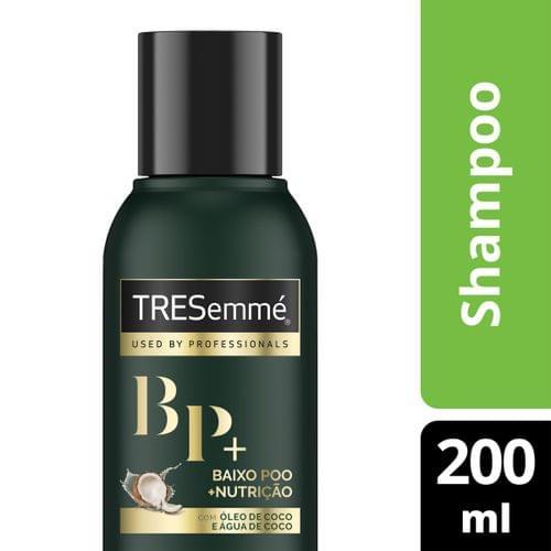 Imagem de Shampoo uso diário tresemmé 200ml baixo poo nutrição