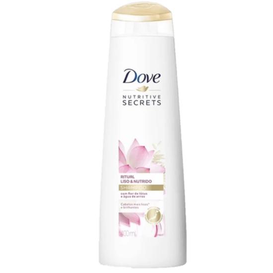 Imagem de Shampoo uso diário dove 400ml ritual liso  e nutrido