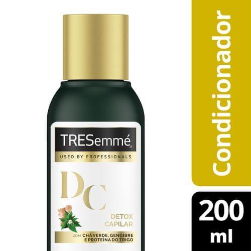 Imagem de Condicionador uso diário tresemmé 200ml detox capilar