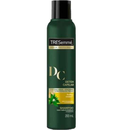 Imagem de Shampoo uso diário tresemmé 200ml detox capilar unit