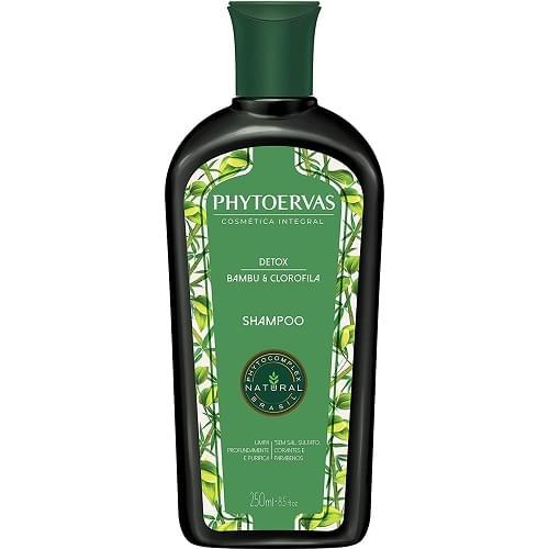 Imagem de Shampoo uso diário phytoervas 250ml detox