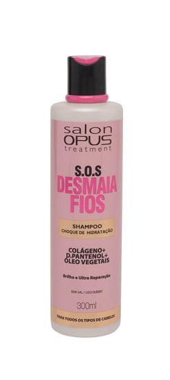 Imagem de Shampoo uso diário salon opus 300ml desmaia fios