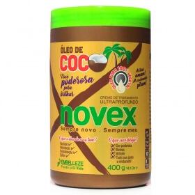 Imagem de Creme tratamento novex 400g oleo de coco