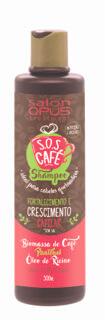 Imagem de Shampoo uso diário salon opus 300ml sos cafe