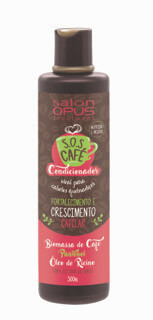 Imagem de Condicionador salon salon opus 300ml sos cafe