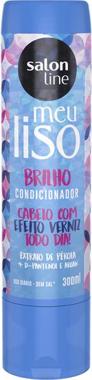 Imagem de Condicionador uso diário salon line 300ml meu liso brilho