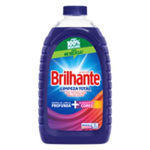 Imagem de Lava-roupas líquido brilhante 3l limpeza total