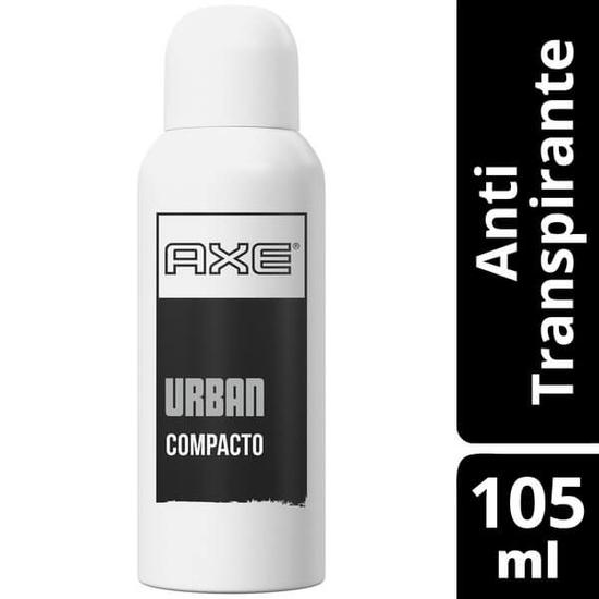 Imagem de Desodorante aerosol axe 62g urban