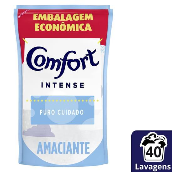Imagem de Amaciante concentrado comfort 900ml puro cuidado doyp