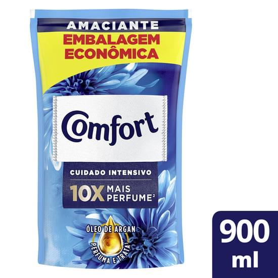 Imagem de Amaciante concentrado comfort 900ml cuidados essenciais doyp
