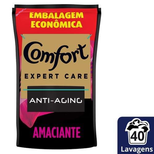 Imagem de Amaciante concentrado comfort 900ml fiber protect doyp