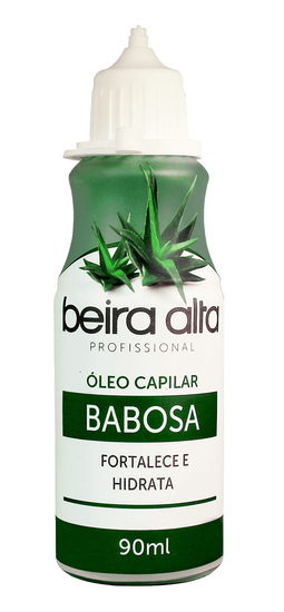 Imagem de Óleo capilar beira alta 90ml babosa