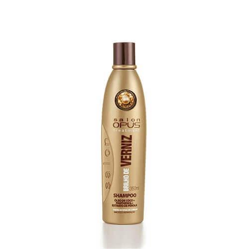 Imagem de Shampoo uso diário salon opus 350ml brilho de verniz