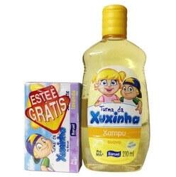 Imagem de Shampoo infantil turma da xuxinha 210ml suave
