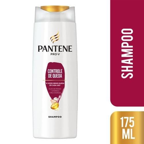 Imagem de Shampoo uso diário pantene 175ml controle de queda