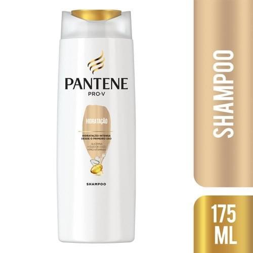 Imagem de Shampoo uso diário pantene 175ml hidratação