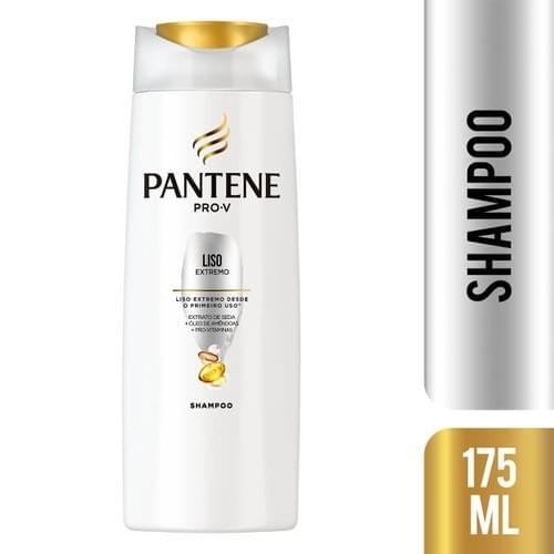 Imagem de Shampoo uso diário pantene 175ml liso extremo