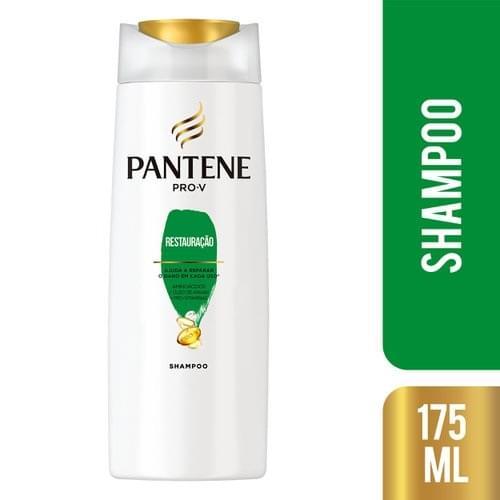 Imagem de Shampoo uso diário pantene 175ml restauração