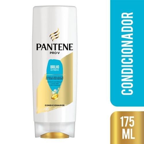 Imagem de Condicionador uso diário pantene 175ml brilho extremo