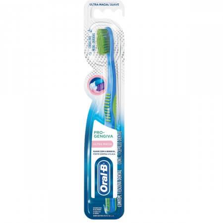 Imagem de Escova dental macia oral-b pro gengiva 35