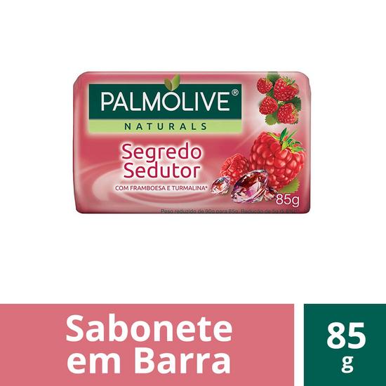 Imagem de Sabonete em barra uso diário palmolive 85g turmalina